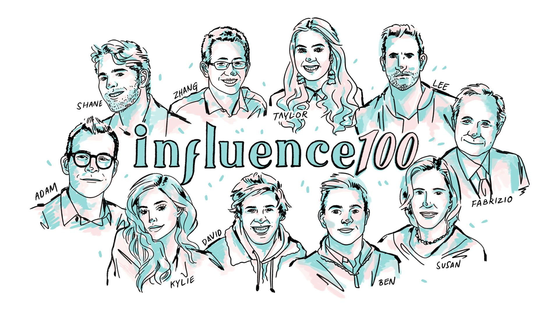 Announcing Influence 100